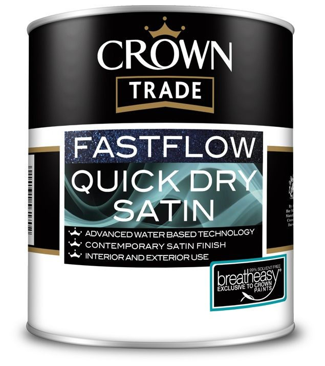 CROWN TRADE FASTFLOW QD SATIN